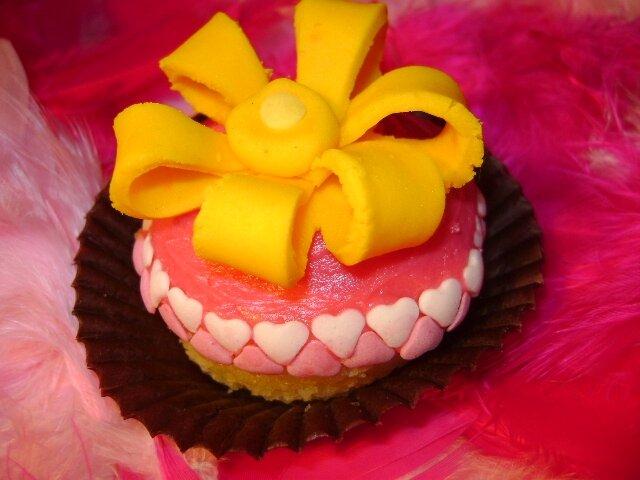 cupcakes pate a sucre