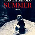 Coup de coeur rentrée littéraire 2017 : summer: un roman entre rêverie poétique et thriller psychologique