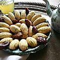 Maamouls aux dattes, pâte de datte maison