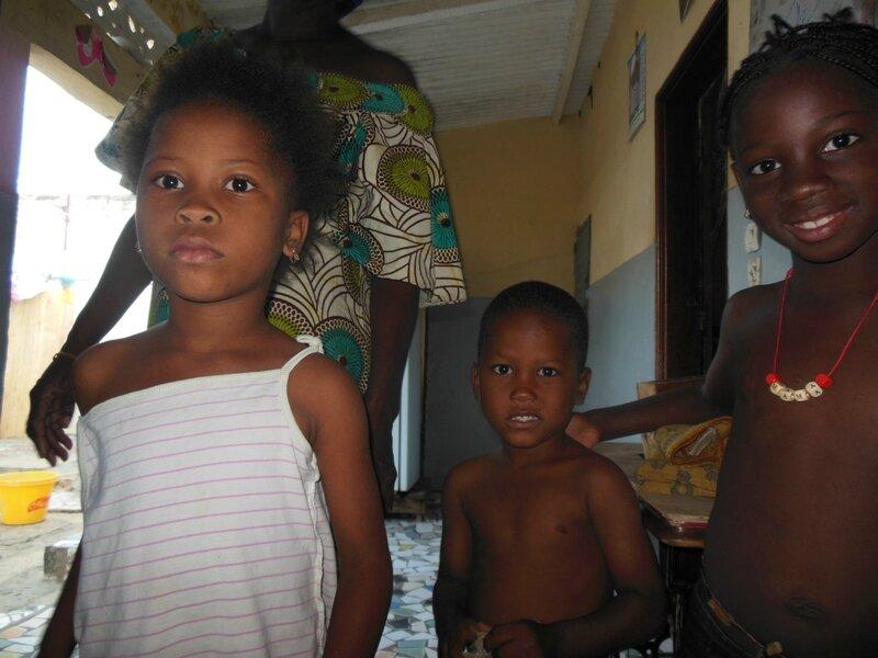 Audreyn Omar Mama les neveux de N'Gatté