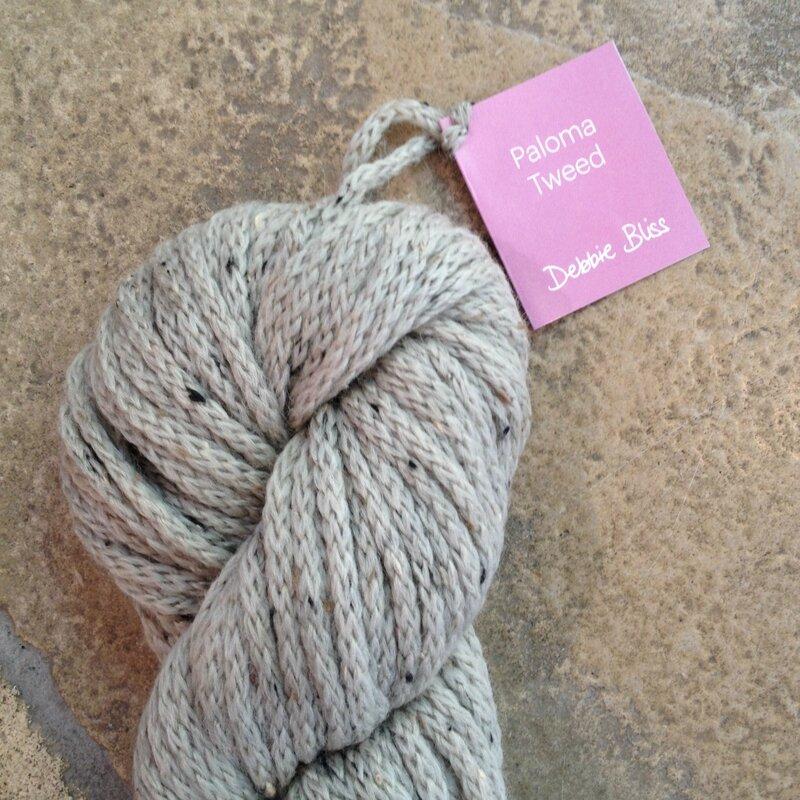Fil à tricoter Paloma Tweed Debbie Bliss Boutique Avant-Après 29 rue Foch 34000 Montpellier