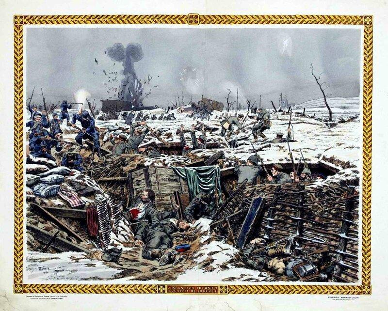 Infanterie colon