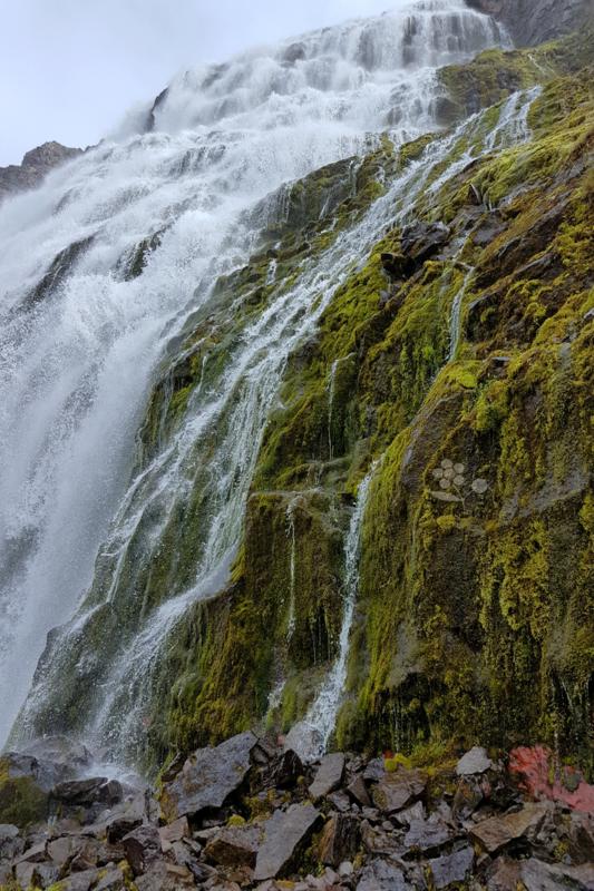 Islande, cascade de Dynjandi_14