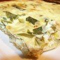 Tarte poireaux/camembert