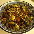 Poêlée de légumes à l'asiatique