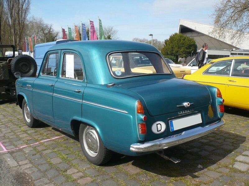 FORD Prefect 100E 1956 Ludwigshafen (2)