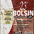 Bougue - 23eme bolsin