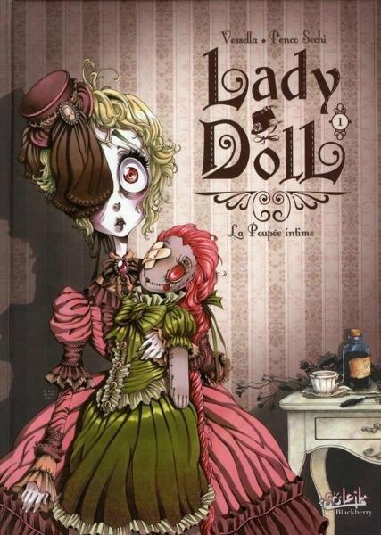 Lady Doll, tome 1, La poupée intime