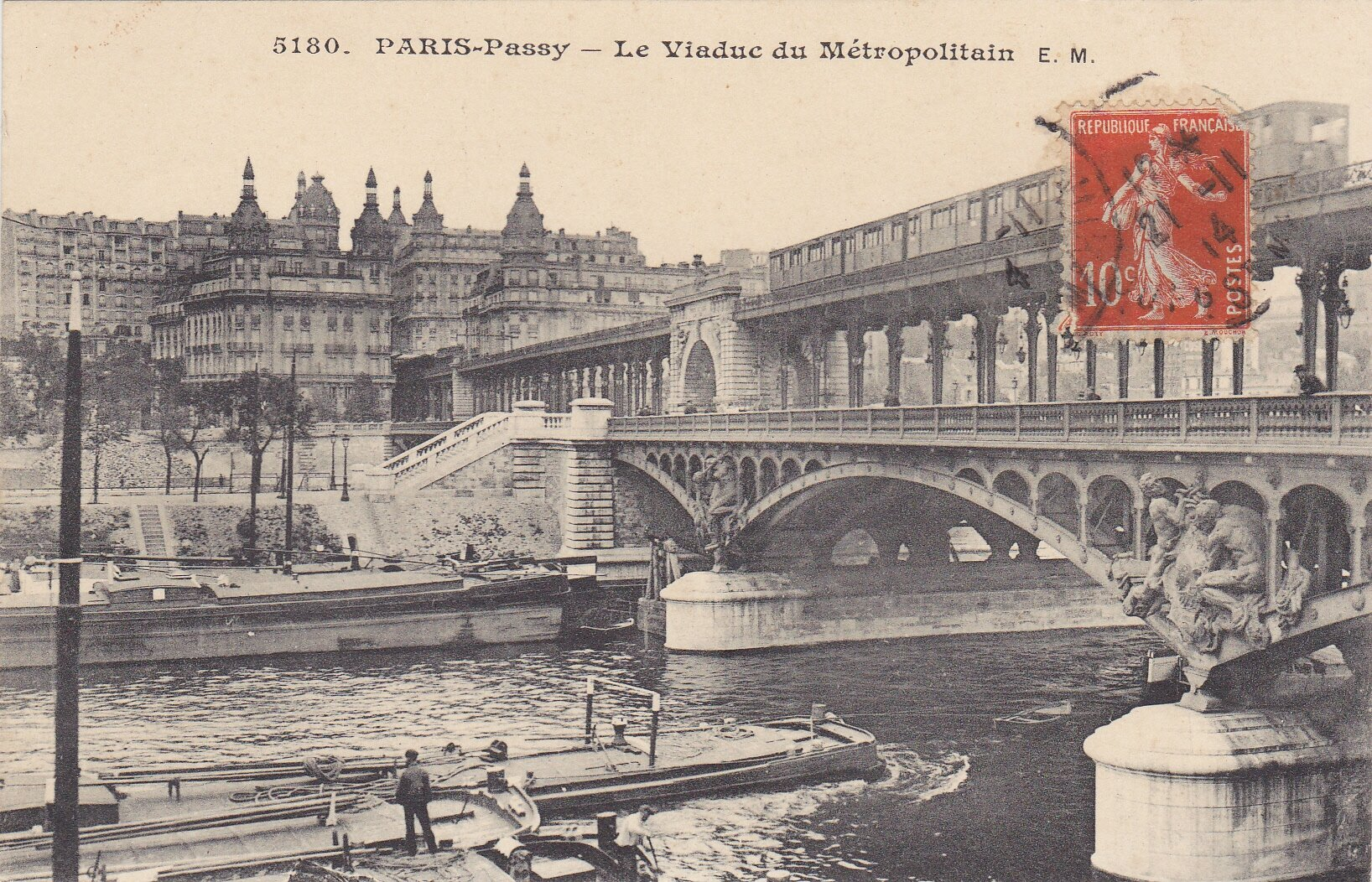 Carte Postale Ancienne Paris Antiquit S Du Vingti Me
