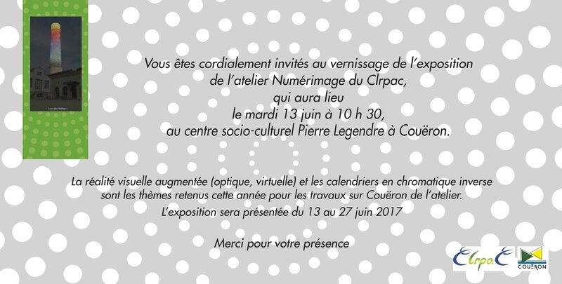 INVITATION VERNISSAGE 13