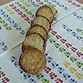 Gâteaux aux flocons d'avoine et chocolat comme chez ikea