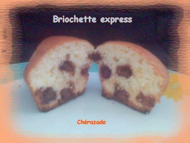 Briochettes express