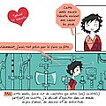 Saint valentin, le retour...