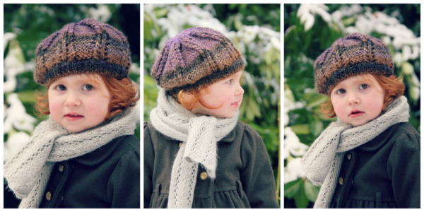 Collage beret maia