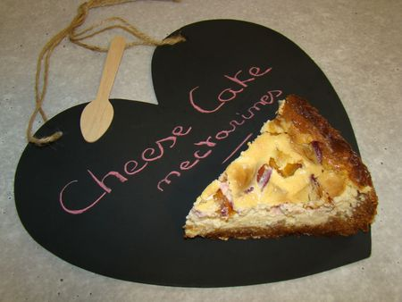 cheesecake nectarines 018