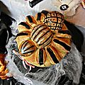 Happy halloween {spider bread recipe} - recette du pain araignée