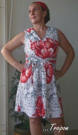 robe hibiscus 3