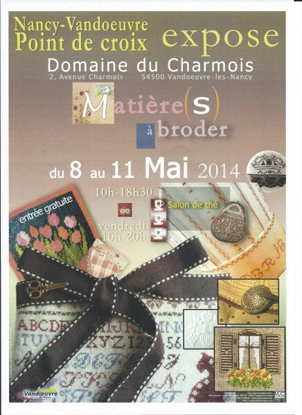 affiche_expo_charmois_2014