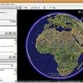 Google earth : fête noël ! traquez les jouets du père noël