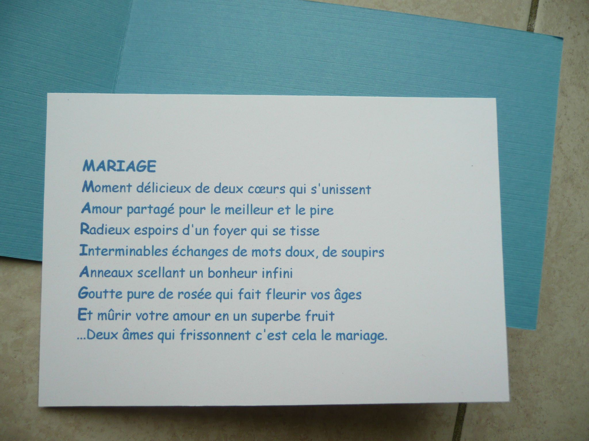 une carte pour un mariage le scrap de chris. Black Bedroom Furniture Sets. Home Design Ideas