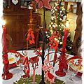 Table de Noël 125