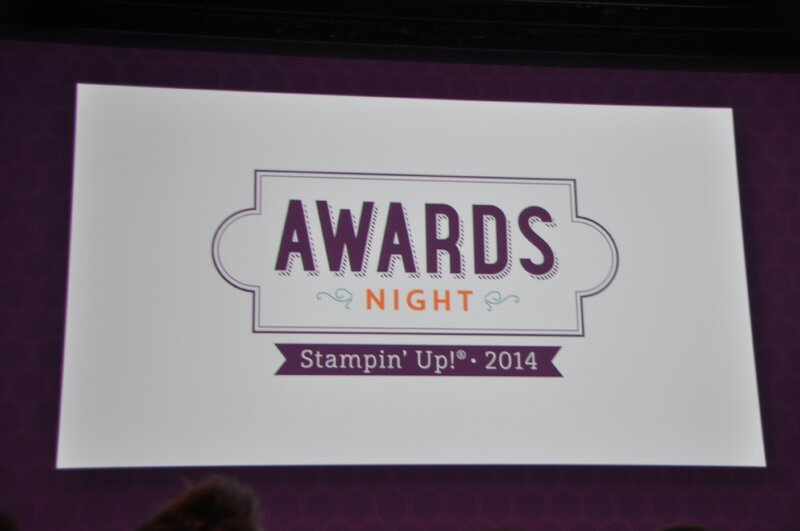 Convention Stampin up à Bruxelles 2015 - Awards 4