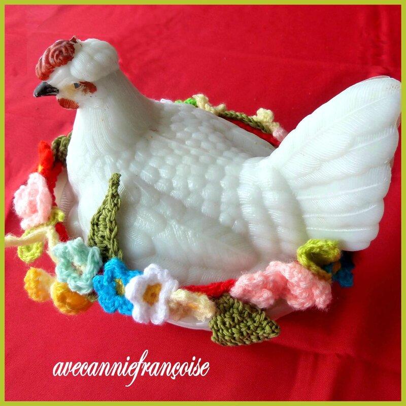 poule de Paques