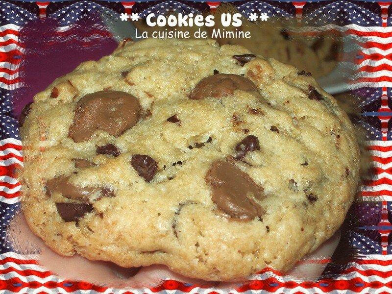 Cookies us de la mort qui tuent trop bon quoi la - Recette cookies chocolat moelleux ...