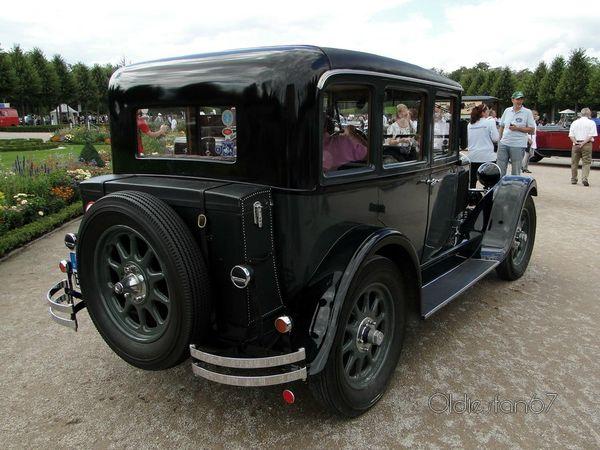mercedes type stuttgart 838 1928 5