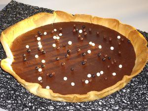 tarte mousse chocolat bis
