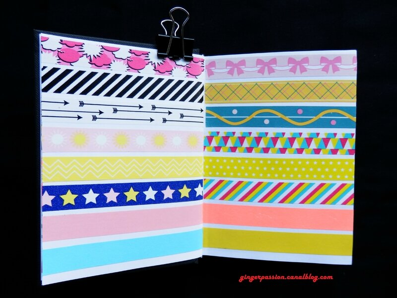 Collection washi tape page 3