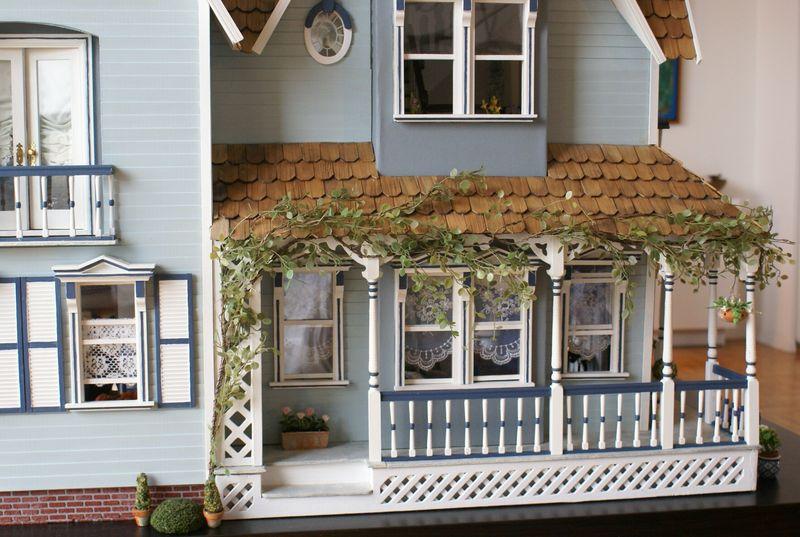 nouvelle fa ade porte arri re photo de maison garfield humpty dumpty. Black Bedroom Furniture Sets. Home Design Ideas