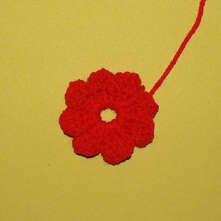 Fleur centrale (8)