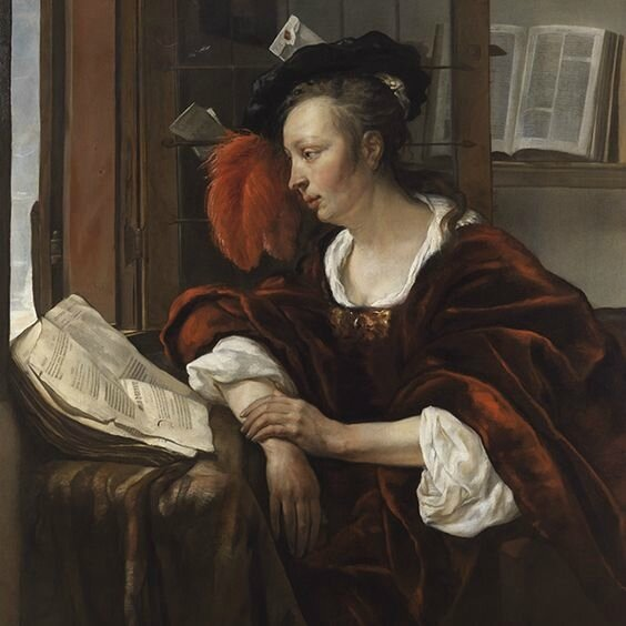 """An Inner World. Seventeenth Century Dutch Genre Painting"" at Clark Art Institute"