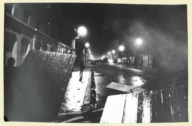 Pialoux barricade