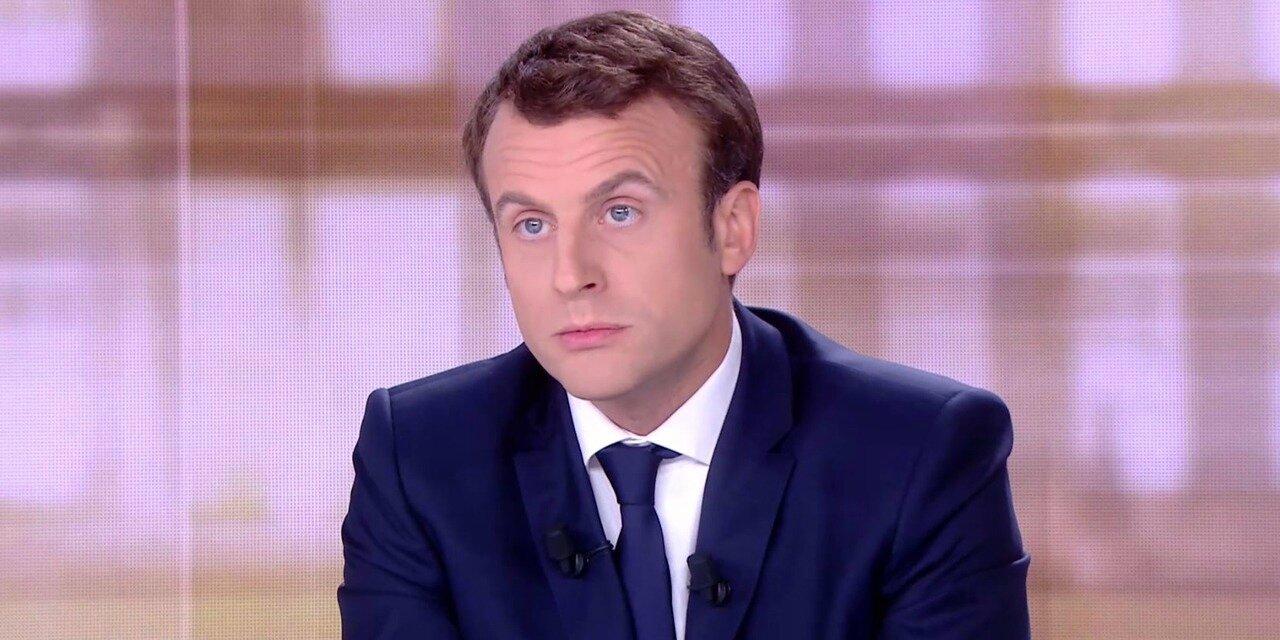 Macron un psychopate, Le prohète de Satan