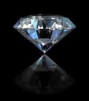 Diamant taillé