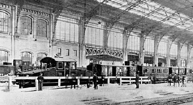 La gare d 39 orsay le pieton de paris for Le garage paris austerlitz