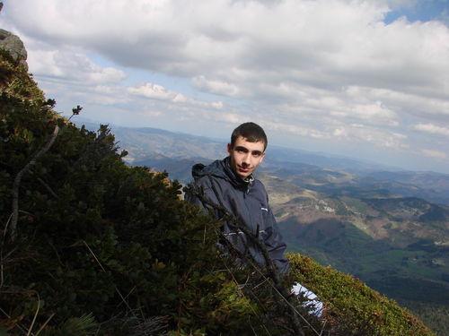 2008 04 24 Cyril au Mont Mézenc (3)