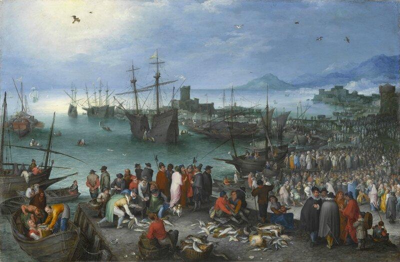 Jan Brueghel l'Ancien (Bruxelles, 1568 – Anvers, 1625)