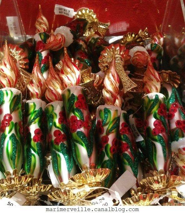 Décoration arbre de Noël chateau enchanté11 - marimerveille
