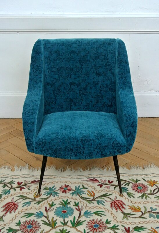 fauteuil italien 1950 (4)