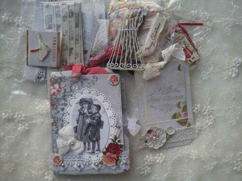 Album Athéna + kdos