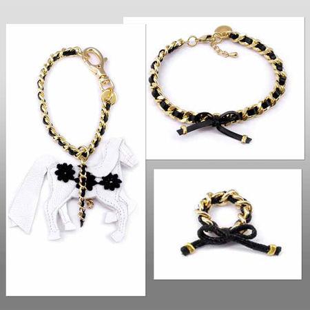 Bracelet__bague_et_charm_cheval