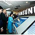 1300 m² dédié au livre numérique à la bibliothèque nationale de malaisie