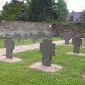 à l'extrémité du cimetière St Fiacre...