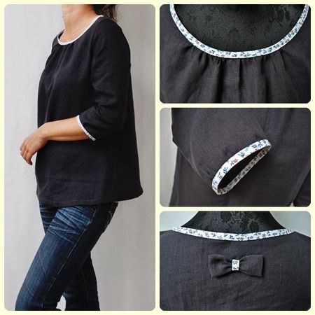 blouse roxane