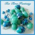 Des bleus capricieux