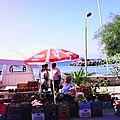 Les petits marchés d'egine