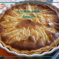 tartes poires-amandes